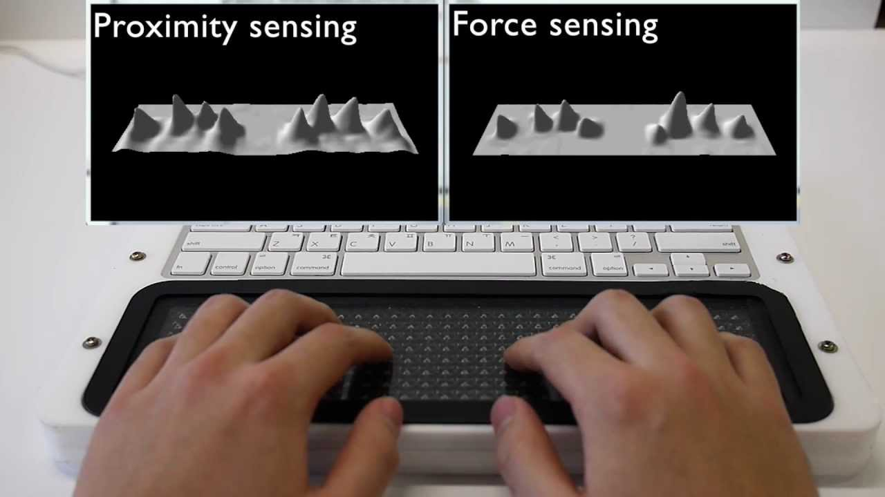Intelligent Touchpad Is Smart Enough To Ignore Your Palms