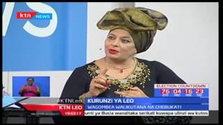 Kurunzi ya Leo: Wagombea huria - 23/05/2017