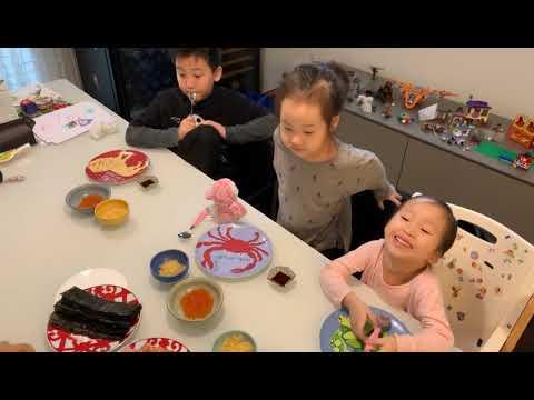 [Komi Unni's life in Korea] #8 Nasi sushi