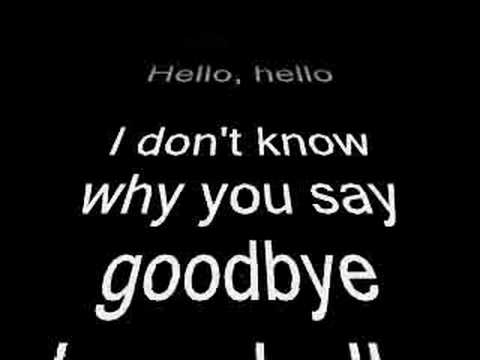 Hello, Goodbye (1967) (Song) by The Beatles