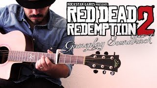 Red Dead Redemption 2: A guitar cover by Emiliano Pardo
