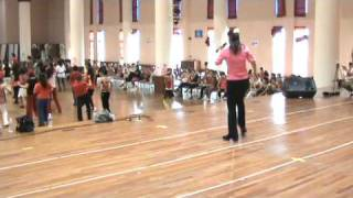 Dancing In The Street-Line Dance