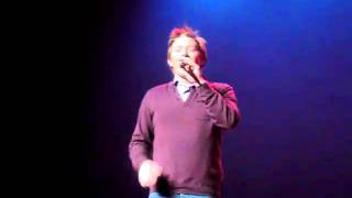 Clay Aiken - It's Only Make Believe (partial)  - T&T Tour, Fort Wayne, IN