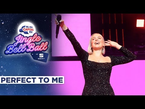 Anne-Marie - Perfect To Me (Live at Capital's Jingle Bell Ball 2019) | Capital