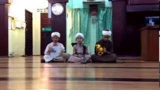 preview picture of video 'Qasidah di Masjid Batu'