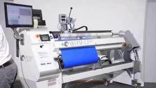 UA 1650 ADW - Rewinding, cutting and slitting machine