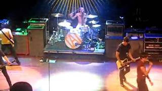 The Academy Is... - Rumored Nights (Live at HOB San Diego 10/16/09)