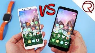 Xiaomi Redmi 5 VS Xiaomi Redmi 5 Plus - Which one should you buy?