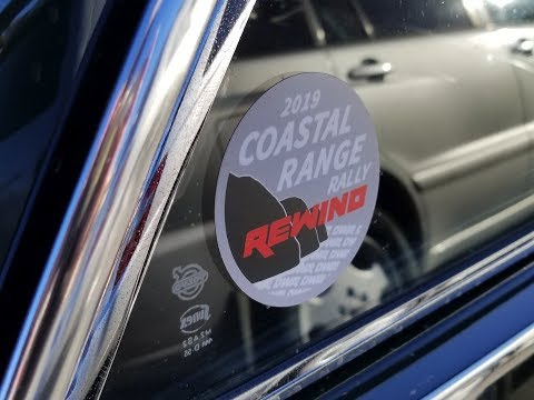 Coastal Range Rally Rewind 2019