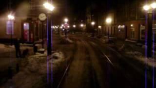 preview picture of video 'ŚWIĘTOCHŁOWICE  wieczorem'