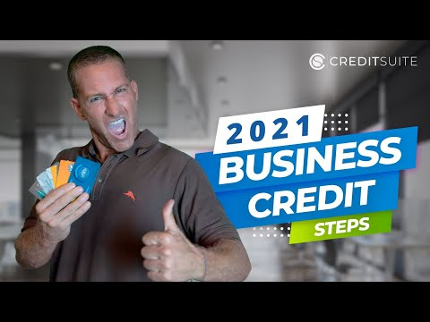 How to Build Business Credit in 2021
