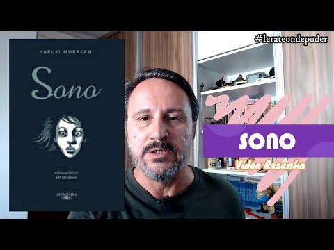 Vídeo Resenha do Livro Sono