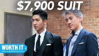 $399 Suit Vs. $7,900 Suit - Video Youtube