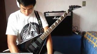 Children of Bodom - Angels Don't Kill - Cover (David Tapia)