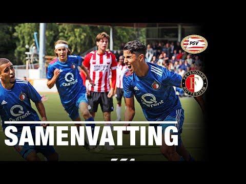 Samenvatting: Supercup | PSV O19 – Feyenoord O19