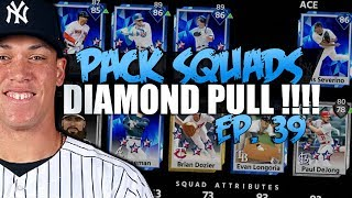DIAMOND PULL AGAIN! RALLY MONKEY! PACK SQUADS #39 MLB THE SHOW 18