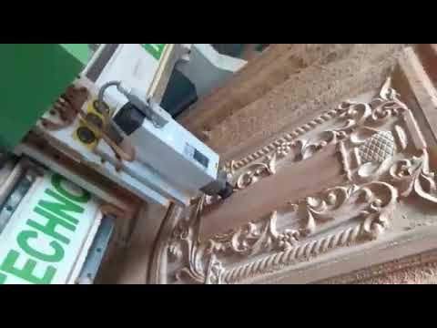 ELE1325 3D Wood Carving Machine