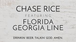 Chase Rice Drinkin' Beer. Talkin' God. Amen.