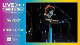 Live at the Center | Jenn Cristy