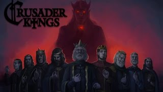 Crusader Kings 2 The Middle-Earth Project - Обзор мода