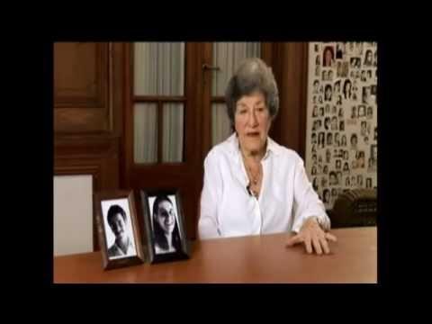 <p>La abuela Reina Waisberg aún busca a su nieto que nació en diciembre de 1977 durante el cautiverio de su madre.</p>