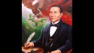 """Himno """"Viva Juárez Mil Ecos Repitan"""""""""""