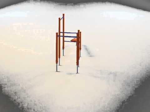 Видео круговой панорамы спортивного комплекса START LINE Fitness № 14