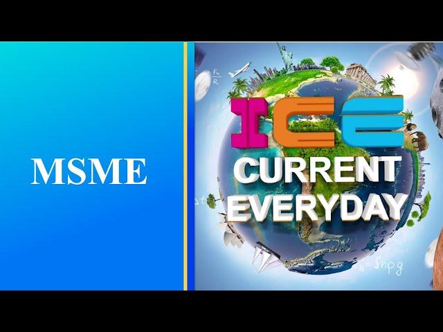 087 # ICE CURRENT EVERYDAY # MSME