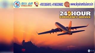 Take Air Ambulance in Ranchi with Medical Assistance