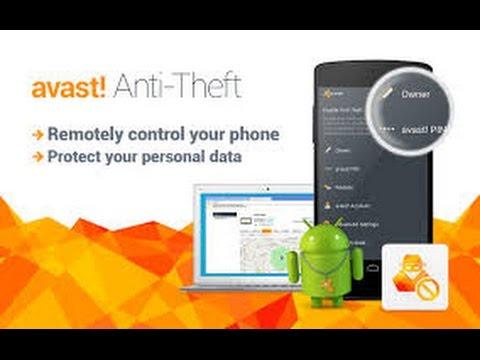 скачать avast anti-theft