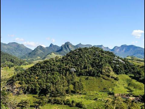 Montanhismo e Liberdade - Trekking ao Pico do Boné - Araponga, MG