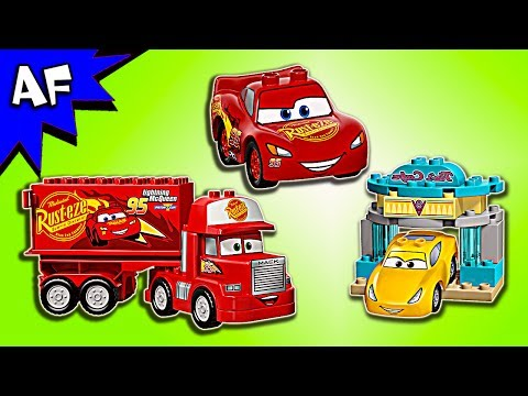 Vidéo LEGO Duplo 10846 : Le café de Flo