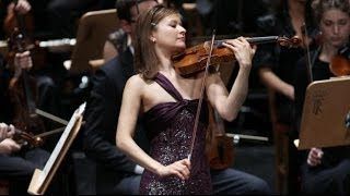 Arabella Steinbacher - Felix Mendelssohn Violin Concerto (2010, Live)