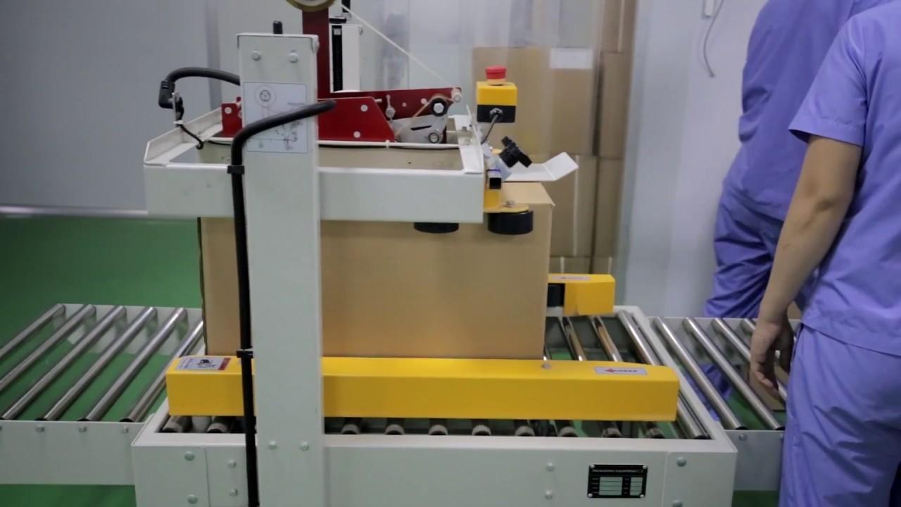 Video quá trình sản xuất mỹ phẩm Serum Ambere