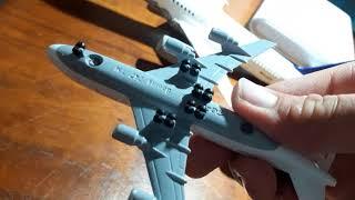 Meine Modellflugzeuge! Herpa,Revell und mehr...