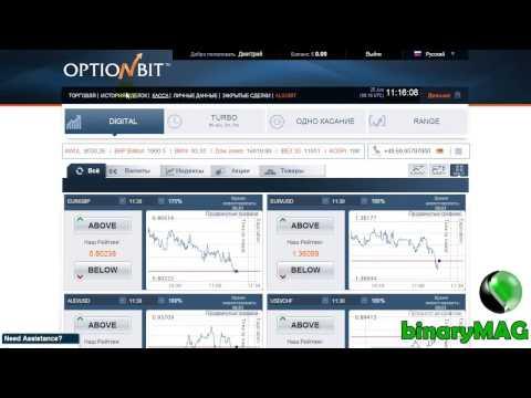 Урок 4 обзор платформы и отзывы трейдеров OptionBit