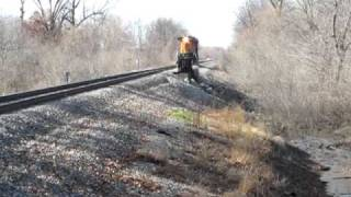 bnsf 4377 to the rescue