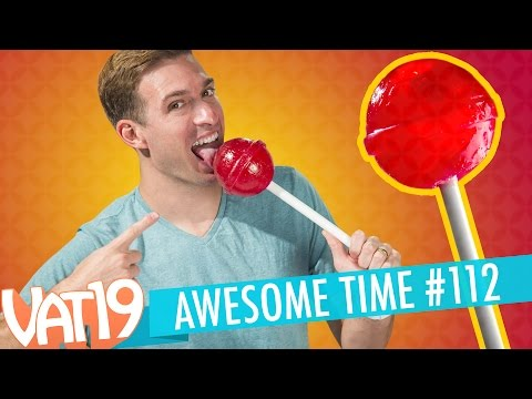 Stupid Science, Giant Lollipop, Mighty Mug | A.T. #112