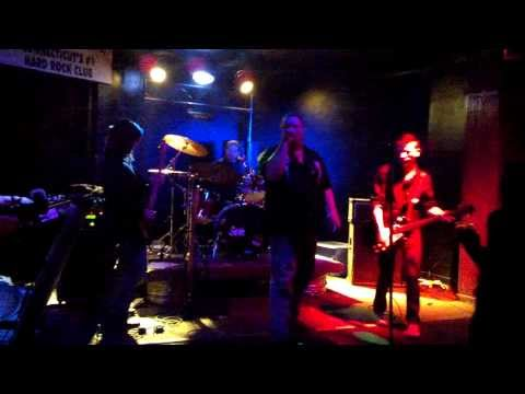 RUBBER FIST w/ Glen Masso - Cover of The Who - Punk & The Godfather (Live @ Cook's Jan. 6th, 2013)