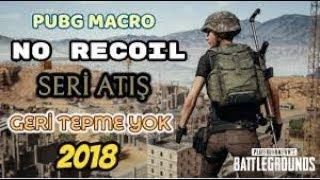 pubg lite no recoil macro logitech - Kênh video giải trí dành cho