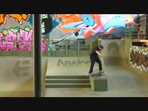 K-town skatepark
