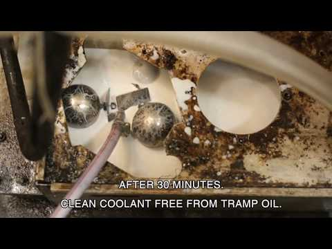 Tramp Oil Removal System/ Oil -Water Separator