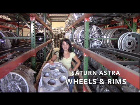Factory Original Saturn Astra Rims & OEM Saturn Astra Wheels – OriginalWheel.com