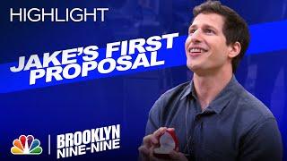 Jake Wins His Bet with Amy - Brooklyn Nine-Nine