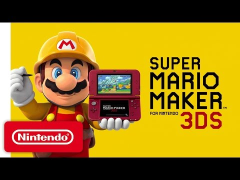 Super Mario Maker for Nintendo 3DS - Overview Trailer thumbnail