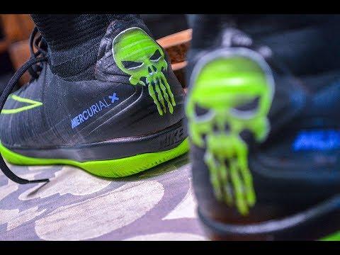 Custom Nike Soccer Boots