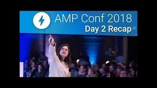 AMP Analytics, E-commerce & More at AMP Conf 2018! (Day 2 Recap) | Kholo.pk
