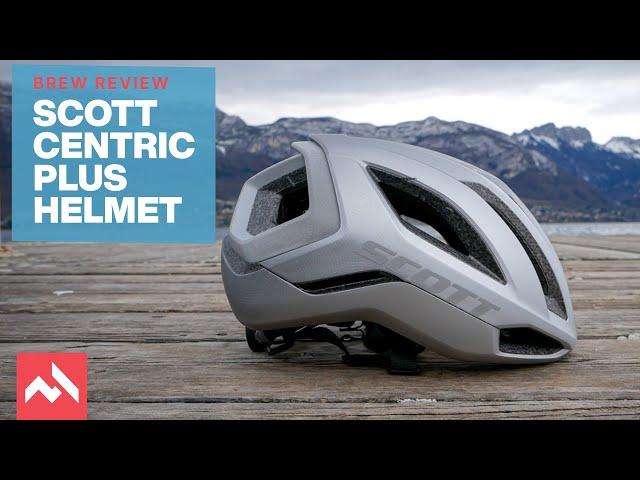 Видео Шлем Scott Centric Plus черный