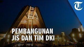 Proyek Pembangunan JIS dan Revitalisasi TIM Dikawal TP4D Kajati DKI
