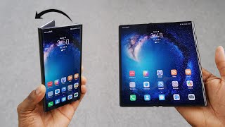 Huawei Mate Xs Impressions: The Hottest Foldable!